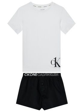 Calvin Klein Underwear Calvin Klein Underwear Pijama Woven Pj B70B700333 Alb