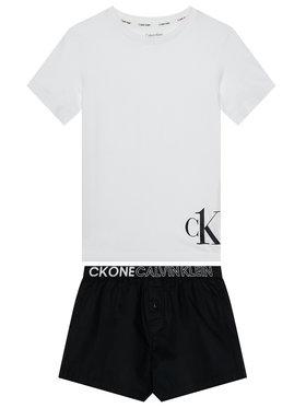 Calvin Klein Underwear Calvin Klein Underwear Πιτζάμα Woven Pj B70B700333 Λευκό