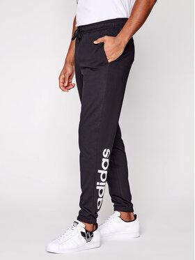 adidas adidas Sportinės kelnės E Lin DQ3082 Juoda Regular Fit