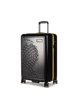 National Geographic National Geographic Stredný pevný kufor Luggage H162HA.60.06 Čierna