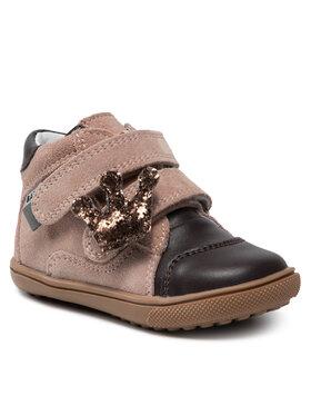 Bartek Bartek Šnurovacia obuv 11703-024 Béžová