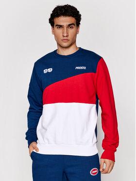 PROSTO. PROSTO. Bluza KLASYK Crewneck Ademo 1011 Kolorowy Regular Fit