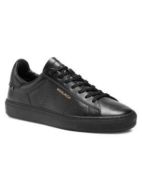 Woolrich Woolrich Sneakersy WFM202.070.3000 Černá