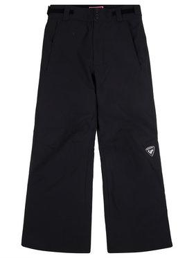 Rossignol Rossignol Spodnie narciarskie RLIYP03 Czarny Regular Fit