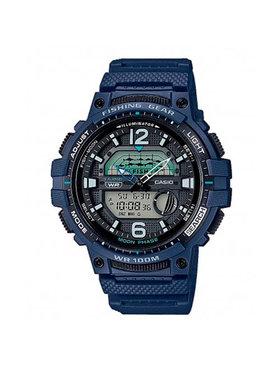 Casio Casio Ρολόι WSC-1250H-2AVEF Σκούρο μπλε