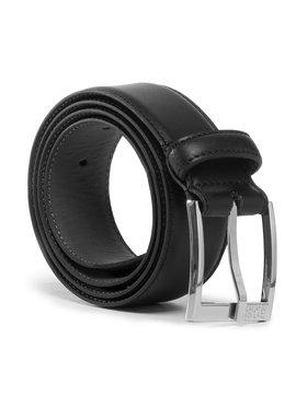 Boss Boss Pánský pásek Ellotyo 50385849 Černá