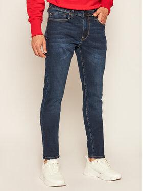 Pepe Jeans Pepe Jeans Skinny Fit džíny Finsbury PM200338 Tmavomodrá Skinny Fit