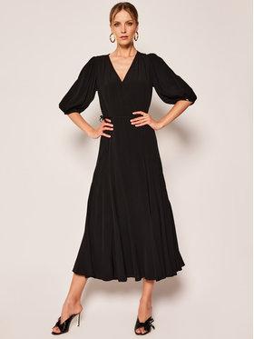 Calvin Klein Calvin Klein Kasdieninė suknelė Wrap K20K201955 Juoda Regular Fit