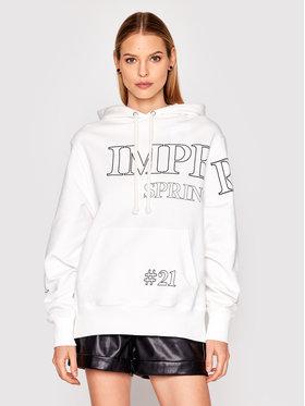 Imperial Imperial Sweatshirt FB47BAYSTN Blanc Oversize