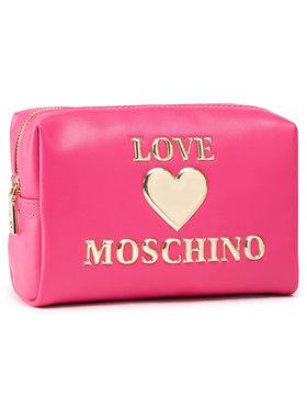 LOVE MOSCHINO LOVE MOSCHINO Kosmetyczka JC5307PP1CLF0604 Różowy