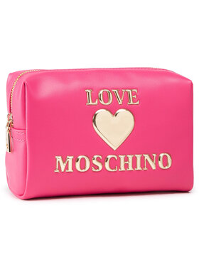 LOVE MOSCHINO LOVE MOSCHINO Τσαντάκι καλλυντικών JC5307PP1CLF0604 Ροζ