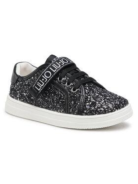 Liu Jo Liu Jo Sneakersy Mini Alicia 301 4A1301 TX007 S Černá