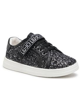 Liu Jo Liu Jo Sneakersy Mini Alicia 301 4A1301 TX007 S Czarny
