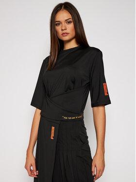 Puma Puma T-Shirt Csm 598722 Černá Regular Fit
