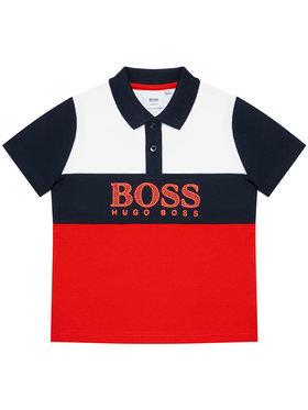 Boss Boss Polo J25L25 M Κόκκινο Slim Fit