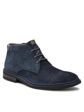 Lloyd Lloyd Зимни обувки Holmes 20-613-13 Тъмносин