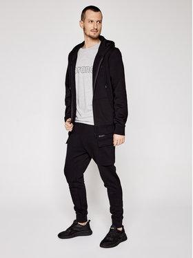 Sprandi Sprandi T-Shirt SS21-TSM001 Grau Regular Fit