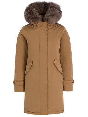 Hetregó Hetregó Parka Sauris 8H623F 19WD17 Marron Regular Fit
