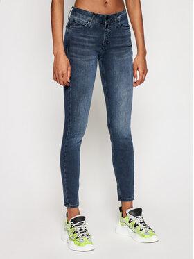 Calvin Klein Jeans Calvin Klein Jeans Džinsai J20J215429 Tamsiai mėlyna Skinny Fit