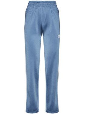 adidas adidas Sportinės kelnės adicolor Classics Firebird GN3518 Mėlyna Regular Fit