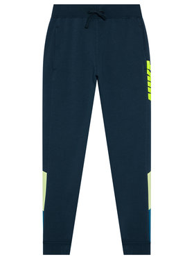 Nike Nike Pantaloni da tuta Sportswear DA0601 Verde Standard Fit
