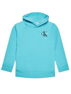 Calvin Klein Jeans Calvin Klein Jeans Суитшърт Small Monogram IU0IU00164 Син Regular Fit