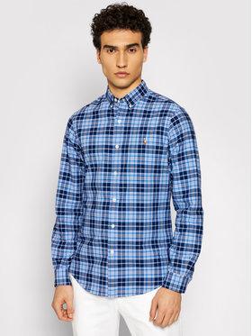 Polo Ralph Lauren Polo Ralph Lauren Košulja Oxford 710844537001 Plava Slim Fit