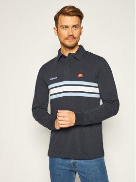 Ellesse Ellesse Polo marškinėliai Mazzi Ls SHE08527 Tamsiai mėlyna Classic Fit