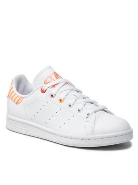 adidas adidas Chaussures Stan Smith W H03196 Blanc