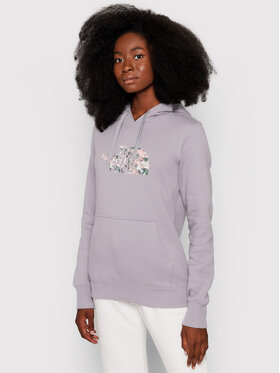 The North Face The North Face Sweatshirt Drew Peak Pull NF0A55EC2T11 Violet Regular Fit