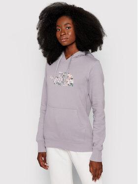 The North Face The North Face Sweatshirt Drew Peak Pull NF0A55EC2T11 Violett Regular Fit