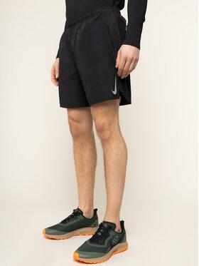 NIKE NIKE Pantaloncini sportivi Challenger AJ7741 Nero Standard Fit