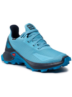 Salomon Salomon Chaussures Alphacross Blast Cswp J 411228 09 V0 Bleu