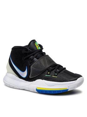 Nike Nike Topánky Kyrie 6 BQ4630-004 Čierna