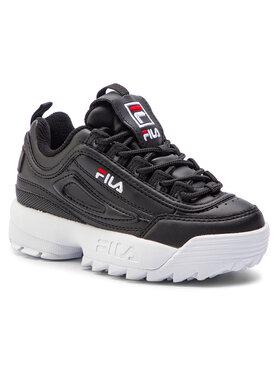 Fila Fila Sneakersy Disruptor Kids 1010567.25Y Czarny