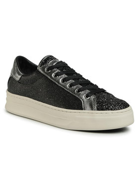 Crime London Crime London Sneakersy Low Top Classic 25809AA3.32 Szary