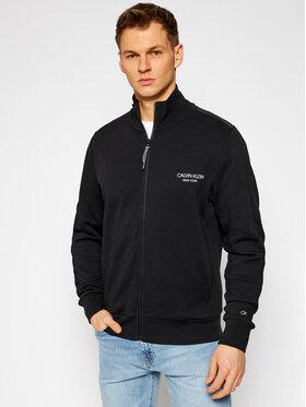 Calvin Klein Calvin Klein Bluza Elevated K10K106719 Czarny Regular Fit