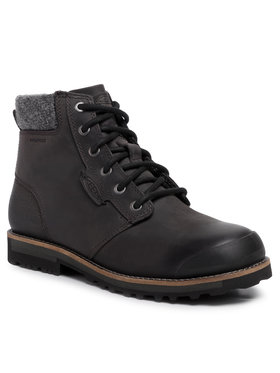 Keen Keen Planinarske cipele The Slater II 1021657 Crna