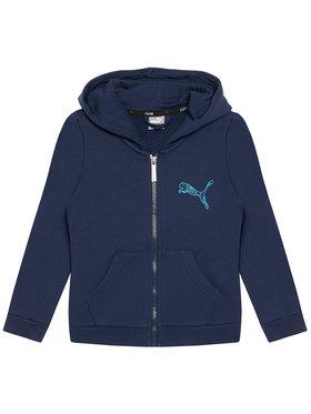 Puma Puma Bluză Ka Full Zip 583237 Bleumarin Regular Fit