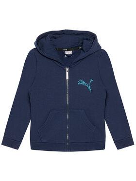 Puma Puma Džemperis Ka Full Zip 583237 Tamsiai mėlyna Regular Fit