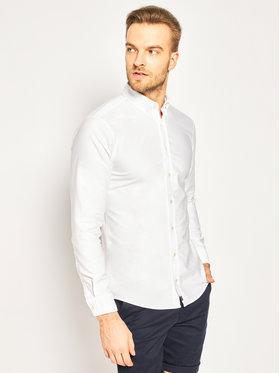 Strellson Strellson Camicia Core 30020175 Bianco Regular Fit