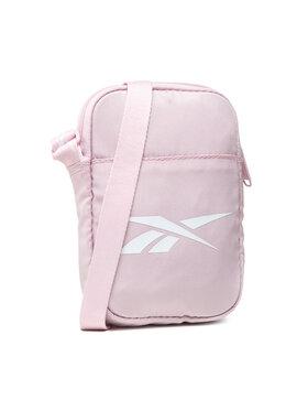 Reebok Reebok Crossover torbica Myt City Bag H23394 Ružičasta