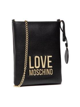 LOVE MOSCHINO LOVE MOSCHINO Дамска чанта JC4104PP1DLJ000A Черен