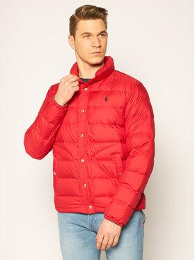 Polo Ralph Lauren Polo Ralph Lauren Pūkinė striukė 710787830 Raudona Regular Fit