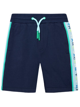 Little Marc Jacobs Little Marc Jacobs Sportiniai šortai W24229 M Tamsiai mėlyna Regular Fit