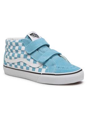 Vans Vans Sneakersy Sk8-Mid Reissue V VN0A346Y30Y1 Modrá