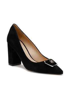 Solo Femme Solo Femme Pantofi 75510-14-020/000-04-00 Negru