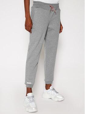 PROSTO. PROSTO. Spodnie dresowe KLASYK Jenny 9258 Szary Regular Fit