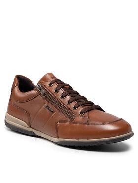 Geox Geox Sneakers U Timothy C U046TC 00039 C6026 Marrone