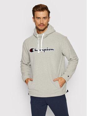Champion Champion Fliso džemperis 214976 Pilka Comfort Fit